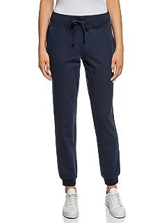 oodji Ultra Mujer Pantalones de Punto (Pack de 3)  Amazon.es  Ropa y ... 162ed18fe6c