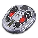 Powerfly Foot Blood Circulation Massager Booster - Grey