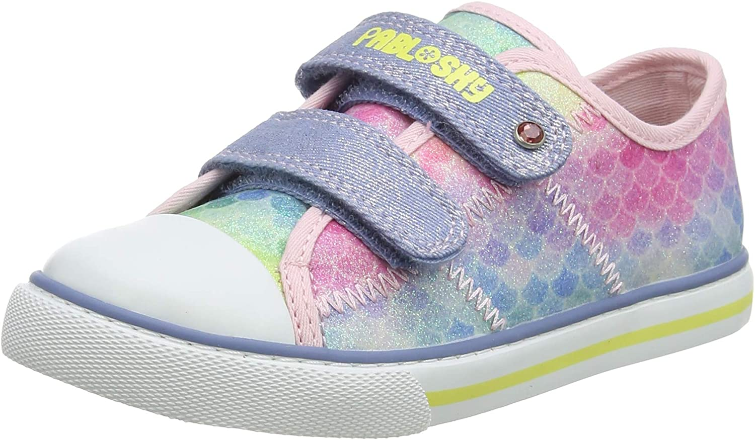 Pablosky Girls/' 962711 Low-Top Sneakers