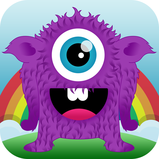Monsters Videos, Games, Photos, Books & Activities for Kids by Playrific ()