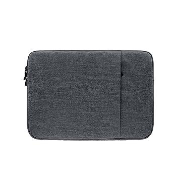Amazon.com: rainyear Laptop Sleeve Nylon impermeable carcasa ...