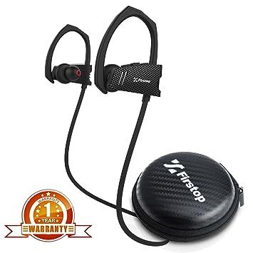 Auriculares Bluetooth, de la marca Firstop, para hacer deporte: Amazon.es: Electrónica