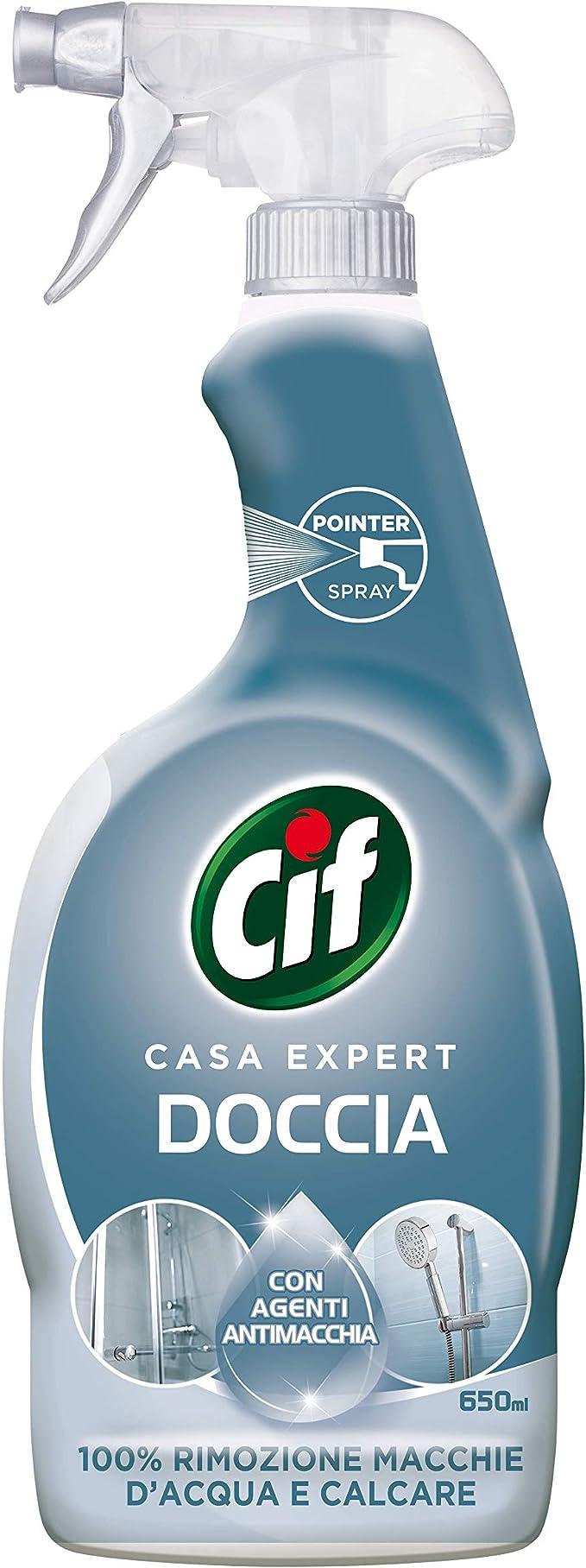 Cif Casa Expert - Antical con ingredientes activos de origen natural, 650 ml: Amazon.es: Hogar