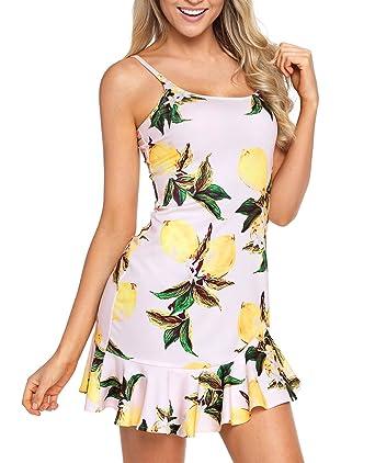 Sommerkleider kurz 34