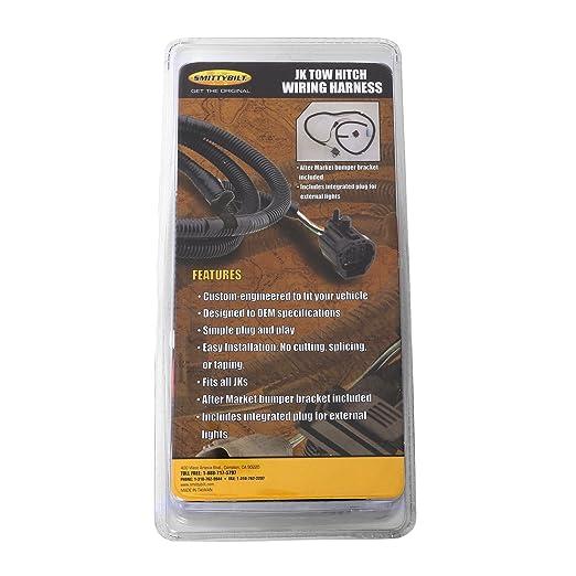 71%2Bi2MTBPCL._SX522_ amazon com smittybilt 2912 wire harness smittybilt products jk wire harness career at love-stories.co