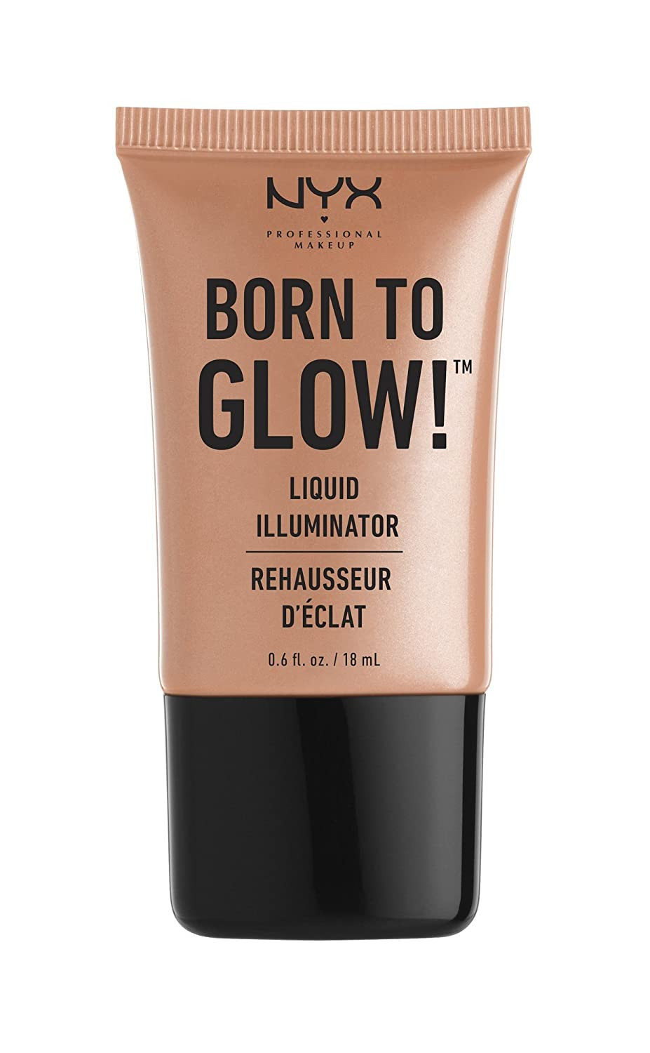 Nyx - Iluminador born to glow liquid gleam professional makeup 0800897818449