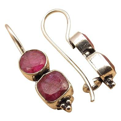a72c938eb Amazon.com: INDIAN RUBY Gems Beautiful Design Girls Womens Classic ...