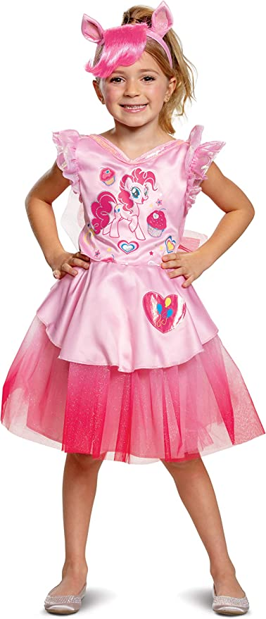 Rubie/'s /'Pinkie Pie/' Deluxe Costume Medium