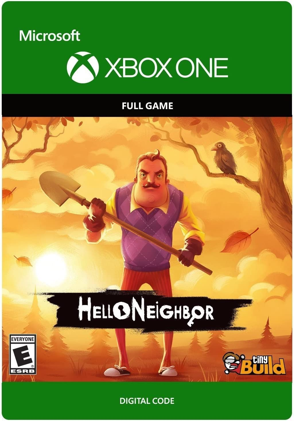 Amazon com: Hello Neighbor - Xbox One [Digital Code]: Video Games