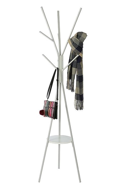 Amazon.com: Home-Like Metal Coat Rack Hat Hanger Holder Hall Tree ...