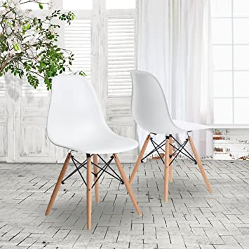 Peachy Amazon Com Lakeland Furniture Charles Eames Eiffel Ocoug Best Dining Table And Chair Ideas Images Ocougorg