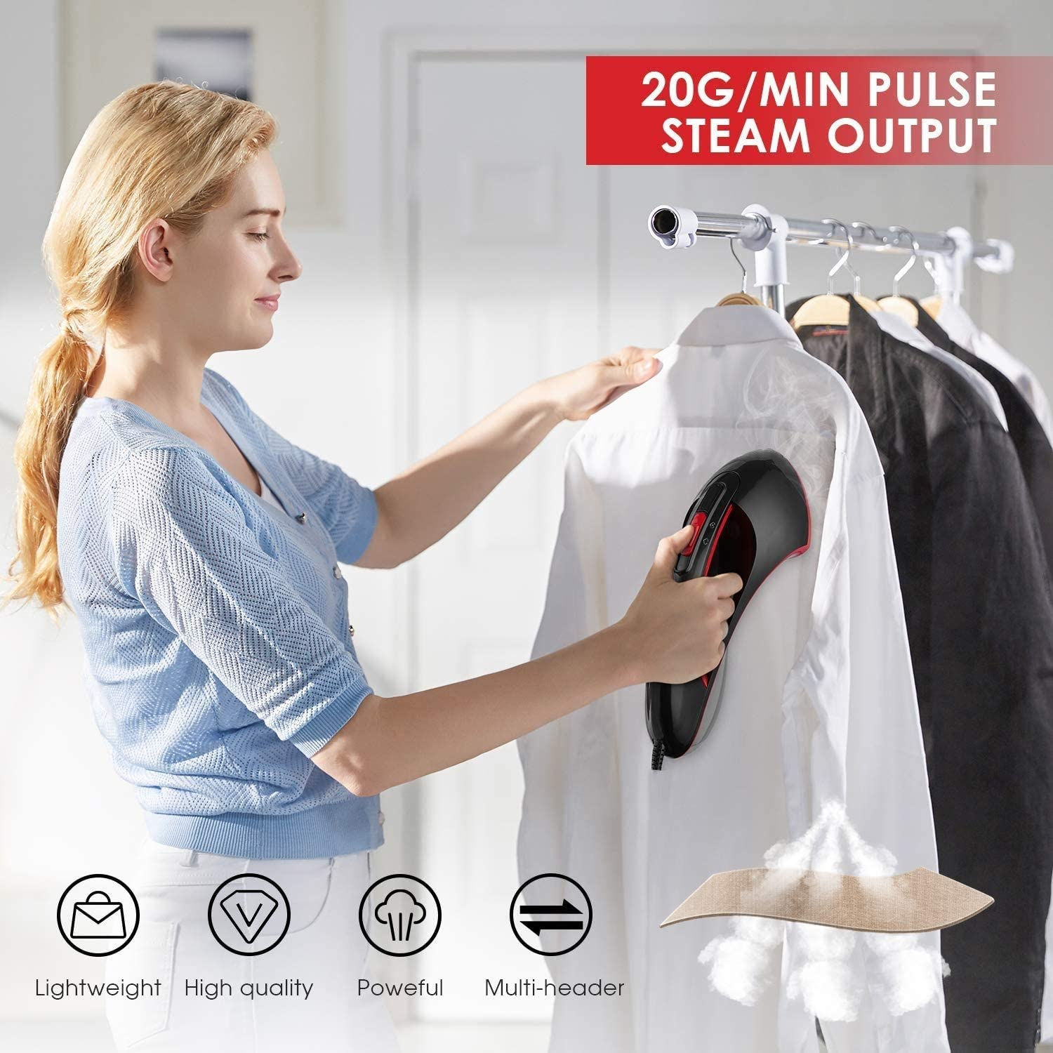 Free Amazon Promo Code 2020 for Steam Iron for Clothes