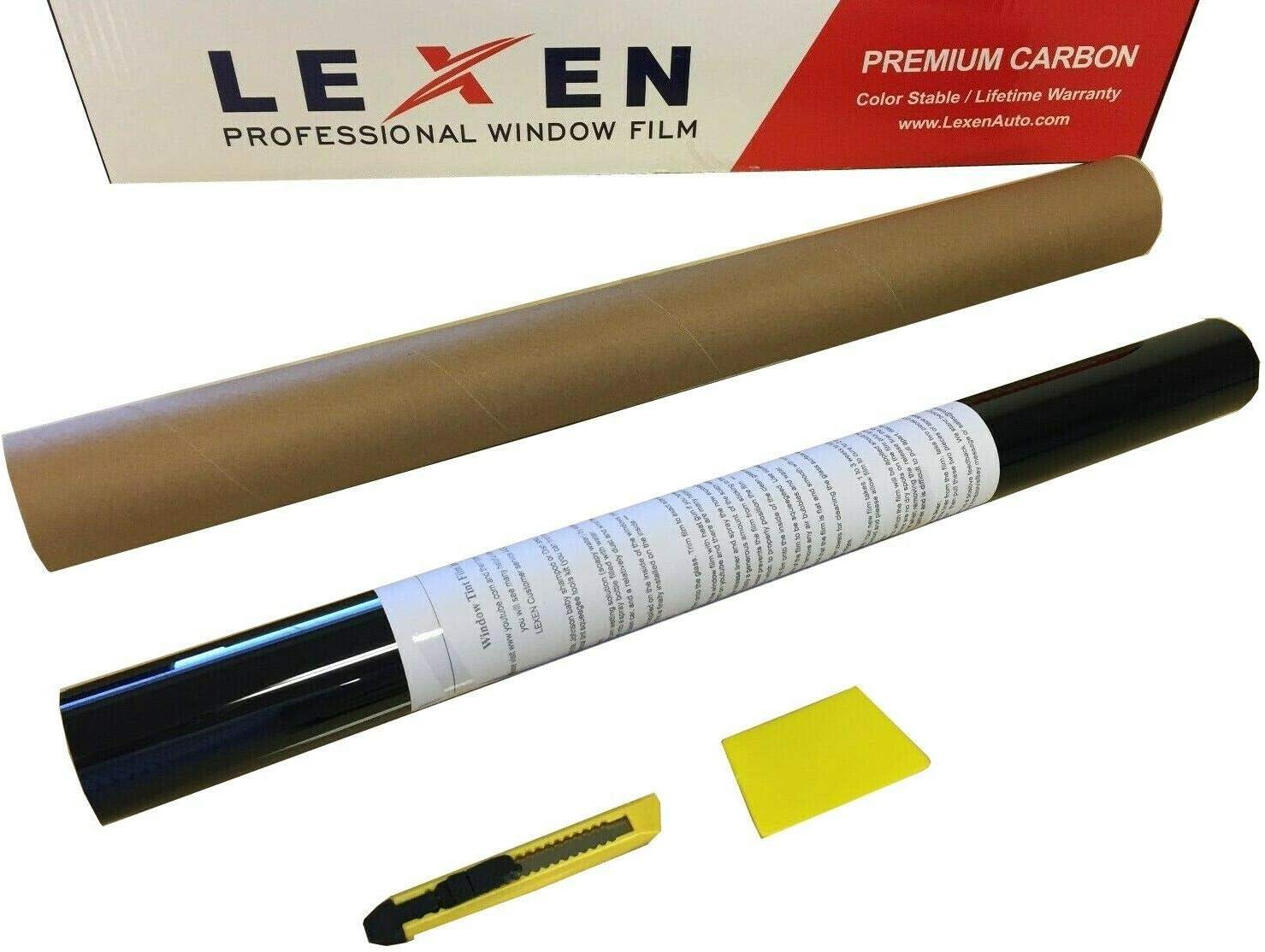 LEXEN 2Ply Premium Carbon 20