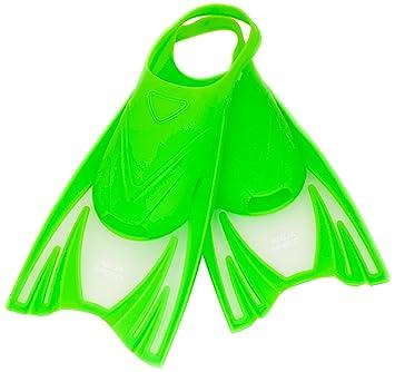 Aqua Speed - Frog Aletas Cortas para niños  3045faf4ac0