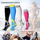 Compression Socks,(3 Pairs) Compression Sock Women