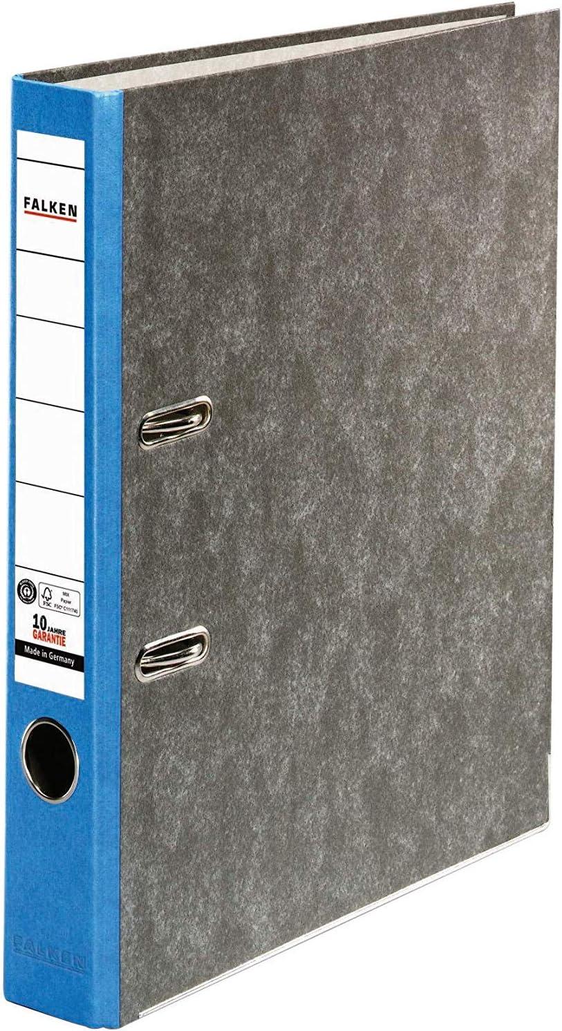 Wolkenmarmor blau 5 cm FSC-Mix Idena 303067 Ordner A4