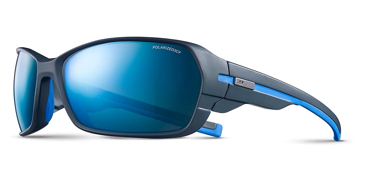 Julbo Dirt Gafas de Sol Hombre, Azul Tres Oscuro/Azul JULB6|#Julbo J4749412