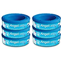 Angelcare Refill Cartridges 6 Per Pack