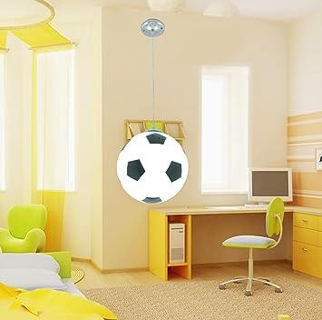 Charmant AMZH Kinderzimmer Fußball Kronleuchter Moderne Kreative Persönlichkeit  Dekoration Schlafzimmer Kronleuchter Fußball Junge Mädchen Kinder  Kronleuchter