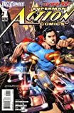 Action Comics #1 The New 52!. 1st Printing (Action Comics The New 52!., #1)