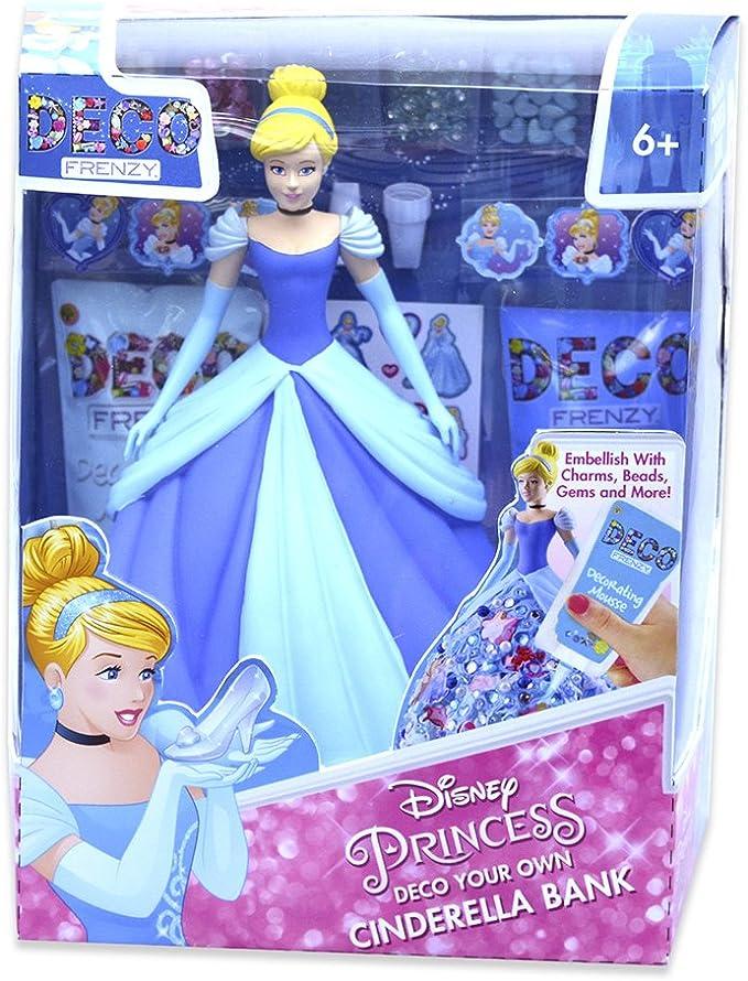 Disney Princesas Deco Frenzy huchas Cenicienta (Cife Spain 41168): Amazon.es: Juguetes y juegos