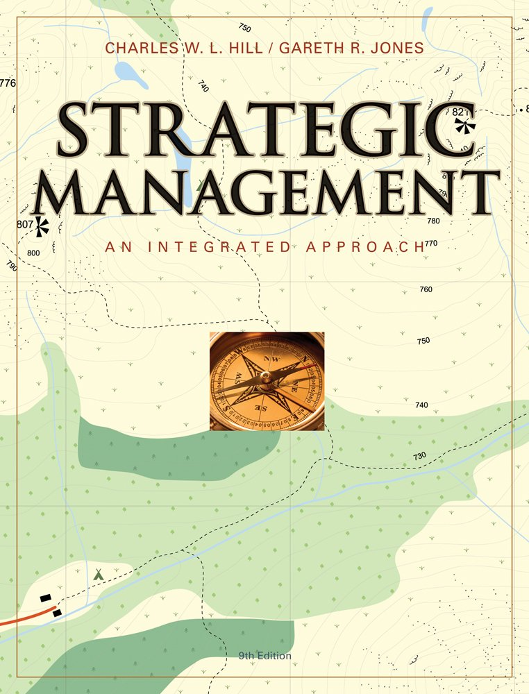 Download book strategic management: an integrated approach: theory ….