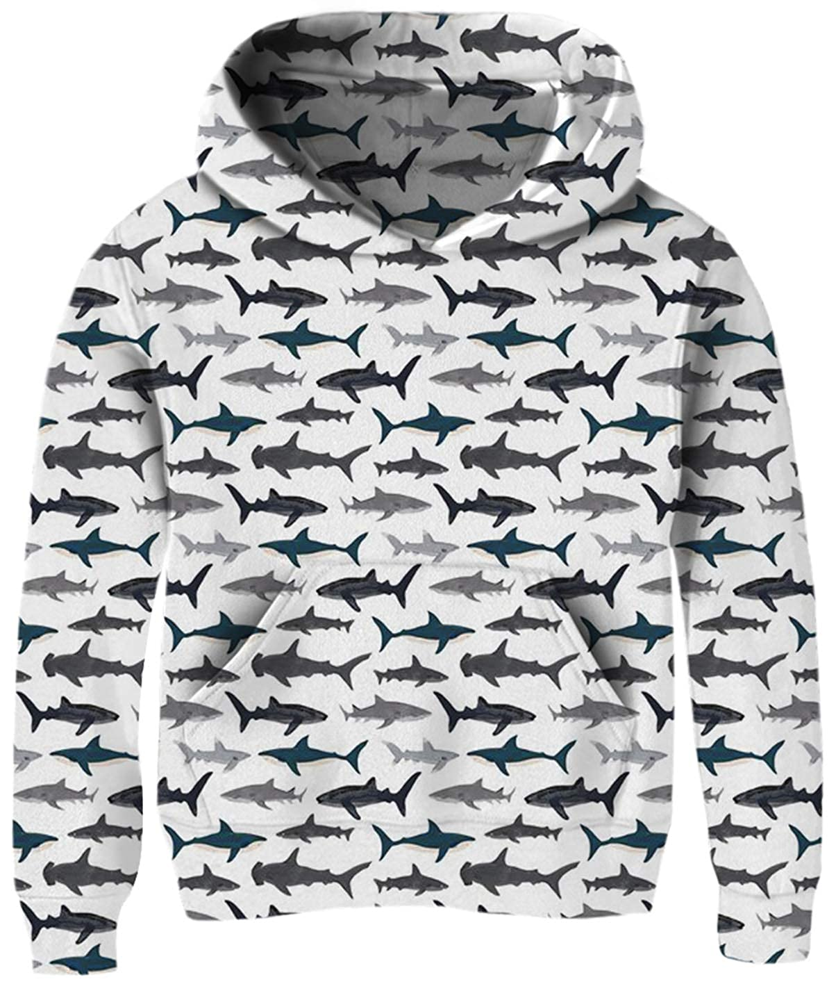 Top 10 Kids Shark Hoodies
