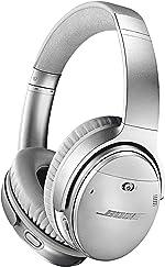 Bose QuietComfort 35 II Wireless Bluetooth Headphones, Noise-Cancelling, with Alexa Voice