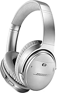 Bose 789564-0020 QuietComfort 35 Wireless Noise Cancelling Headphones II - Silver