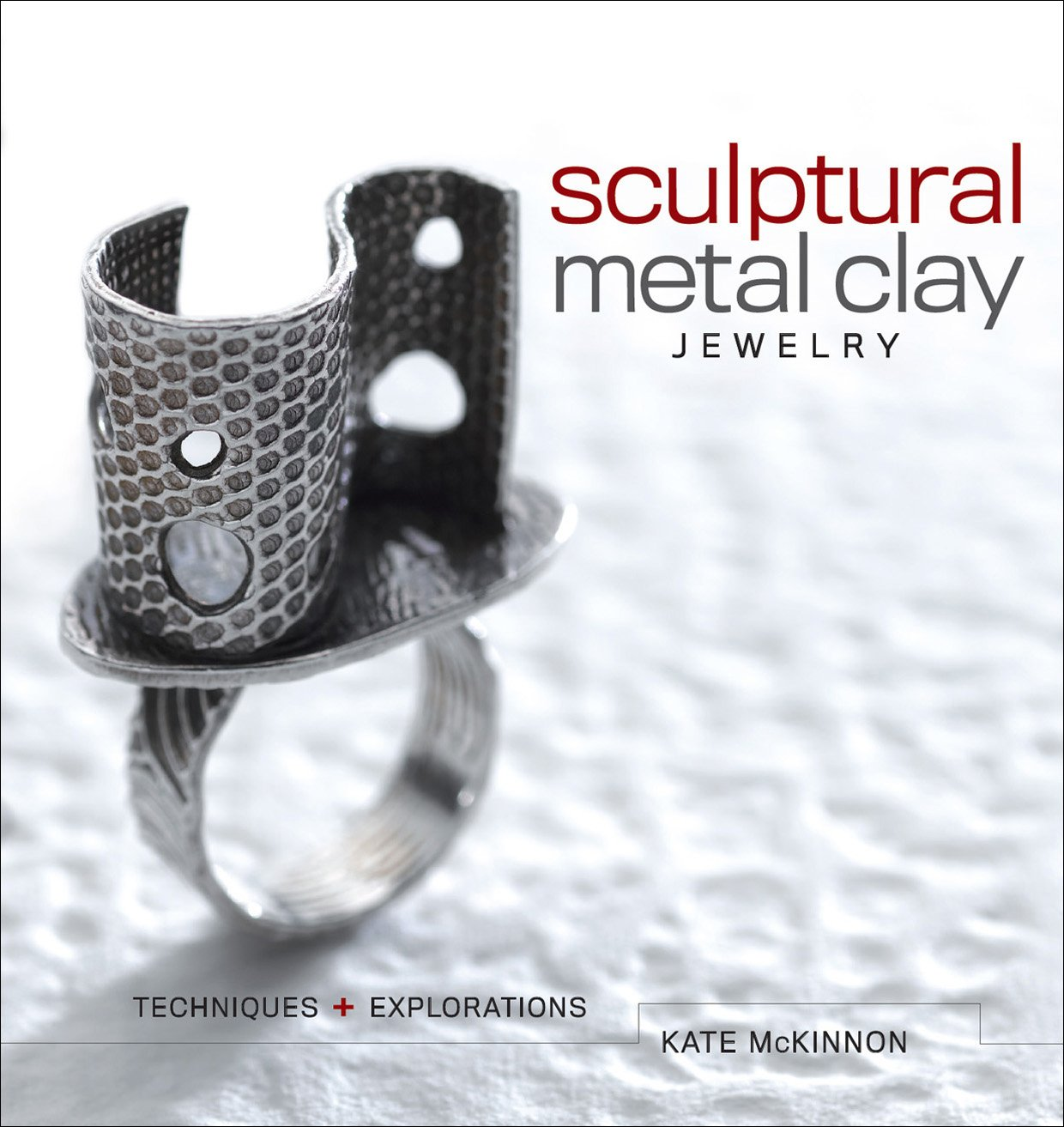 Download Sculptural Metal Clay Jewelry: Techniques and Explorations ebook