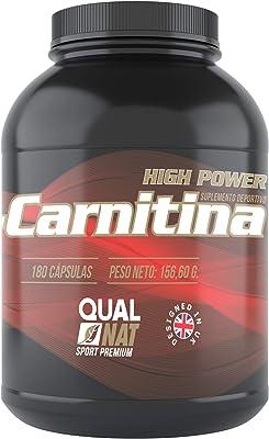 QUALNAT L-Carnitina Pura