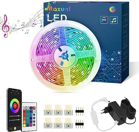 Einstellbare Lichtfarbe  5050 SMD-LED Streifen Licht USB Auto Lichter