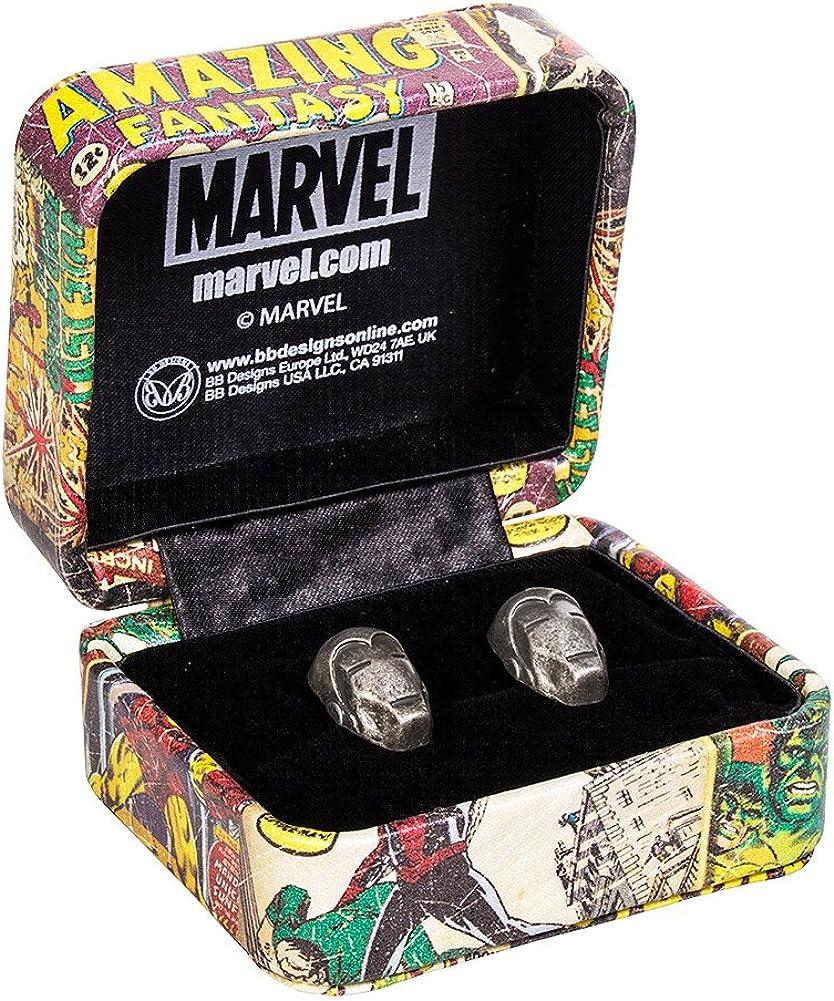 Marvel Comics para hombre superhéroe 3d Gemelos w/caja de regalo: Amazon.es: Ropa y accesorios