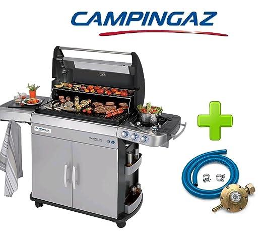Barbacoa a gas GLP (bombole) Modelo Campingaz 4 Series RBS EXS con ...