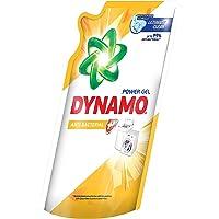 Dynamo Power Gel Laundry Detergent Refill, Anti-Bacterial, 2.4L (1 New Version 1.44kg)