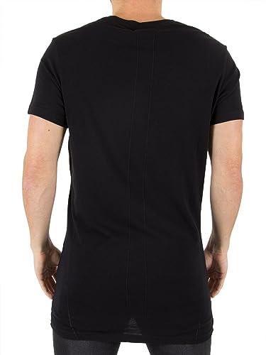 Religion Band Stickers tee Camiseta, Negro, XXXL para Hombre ...