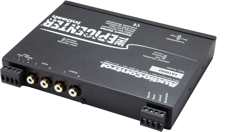 AudioControl EPICENTER-INDASH Bass Maximizer and Restoration Processor