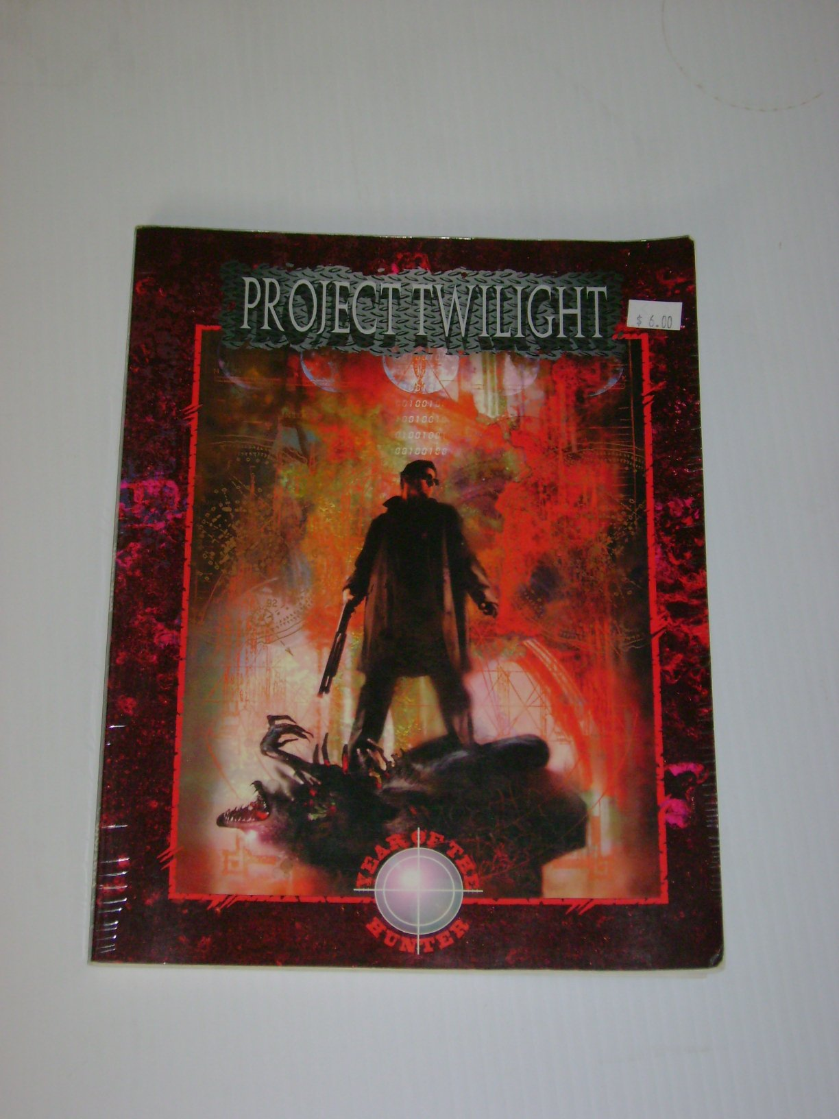 Project Twilight Werewolf Apocalypse Roleplaying product image