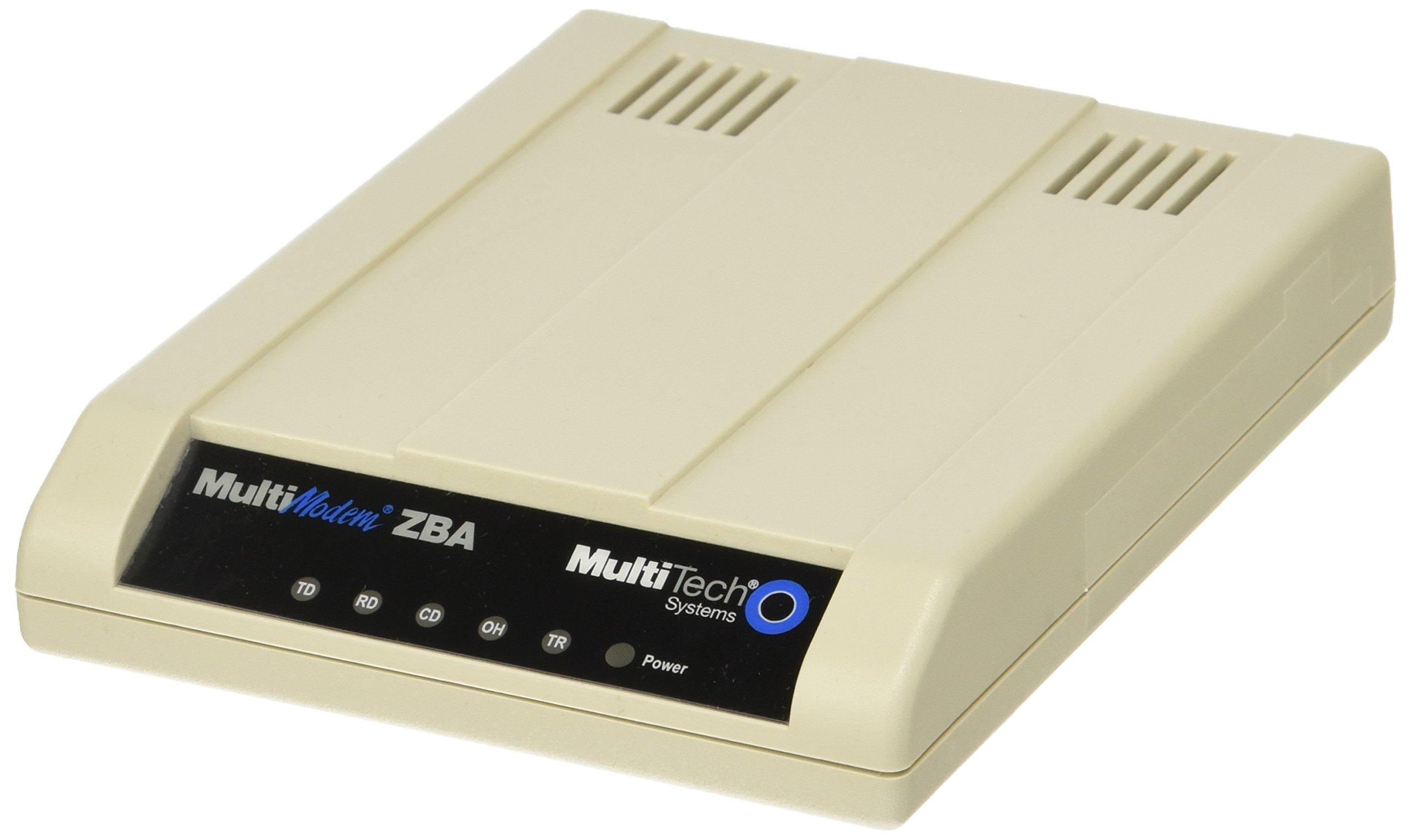 Multi Tech Systems MultiModem Zba (MT9234ZBA-USB-CDC-XR) by Multi Tech Systems