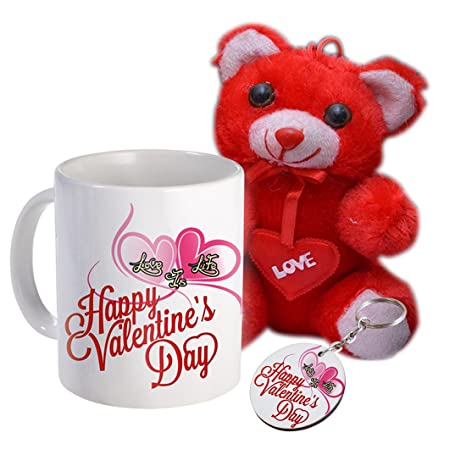 Buy Sky Trends Valentine Week Combo Gift Set For Every Valentine