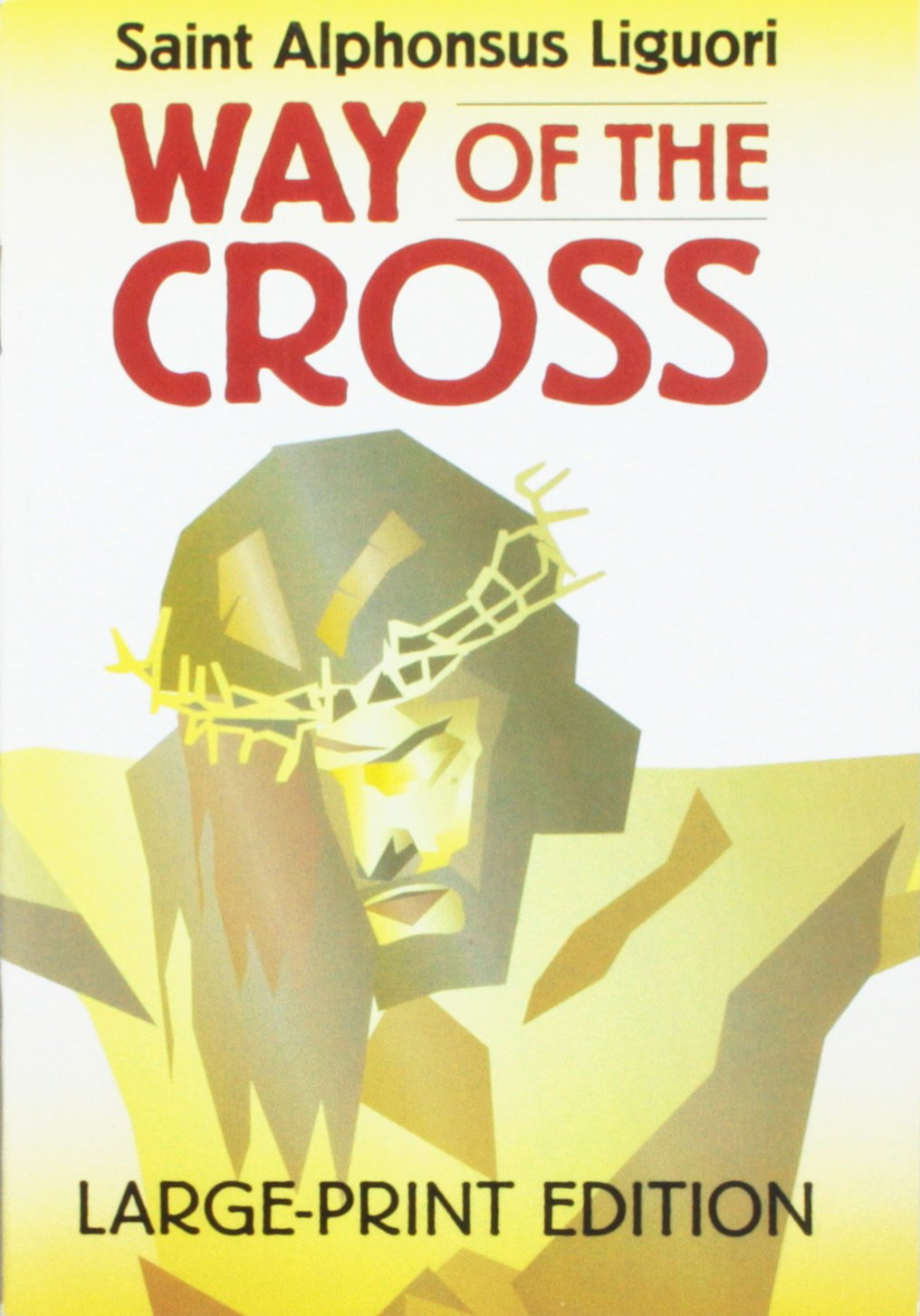 Way of the Cross: Large-Print Edition