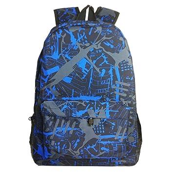 Yokidle Unisex-niños Fortnite Mochila Escolar, Mochila impermeable de colegio viaje,Mochilas Escolares