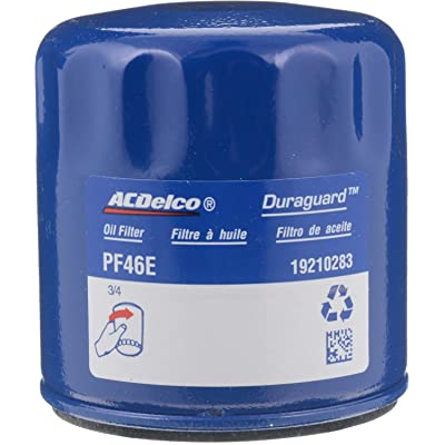 ACDelco PF46E Professional Engine Oil Filter: Automotive