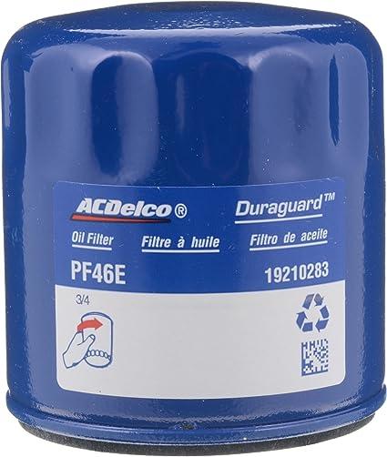 ACDelco Pro PF46E Oil Filter