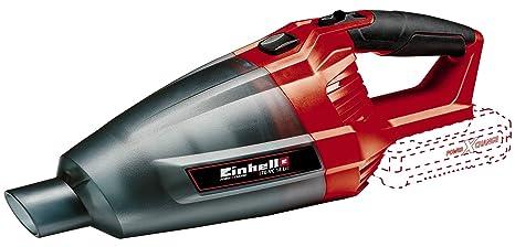 Einhell 2347120 Aspiradora de mano, Negro, Rojo, Sin Batería