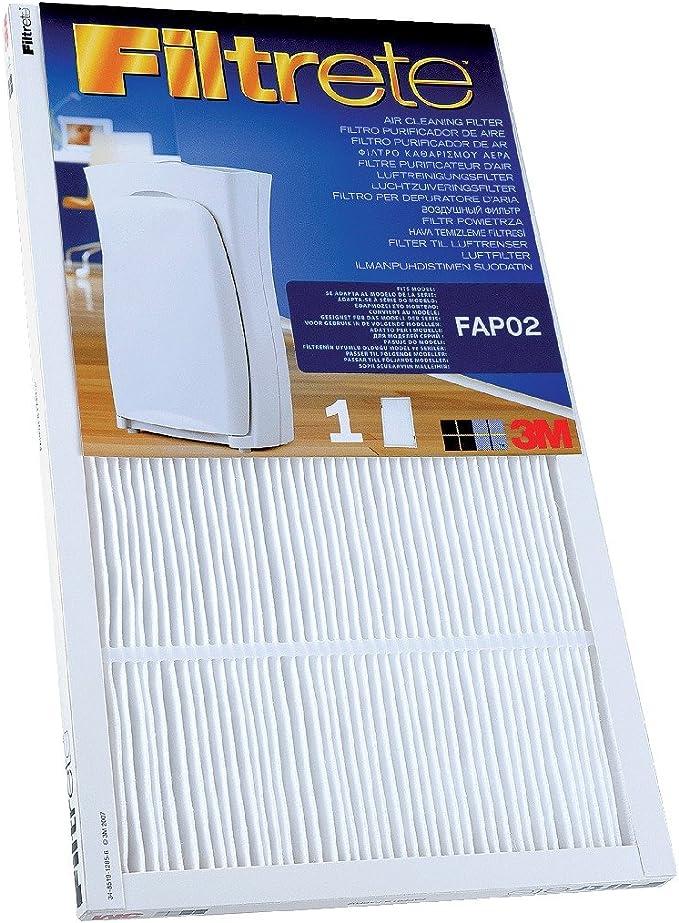 Filtrete FAPF02-(TM) del Filtro Repuesto para purificador de Aire ...