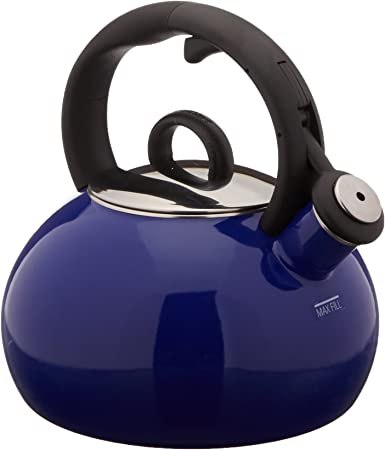 Cuisinart CTK-EOS17CBL Aura Tea Kettle, 2 quart, Cobalt Blue