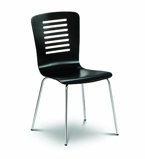 Julian Bowen Kudos Dining Chair, Set Of 4