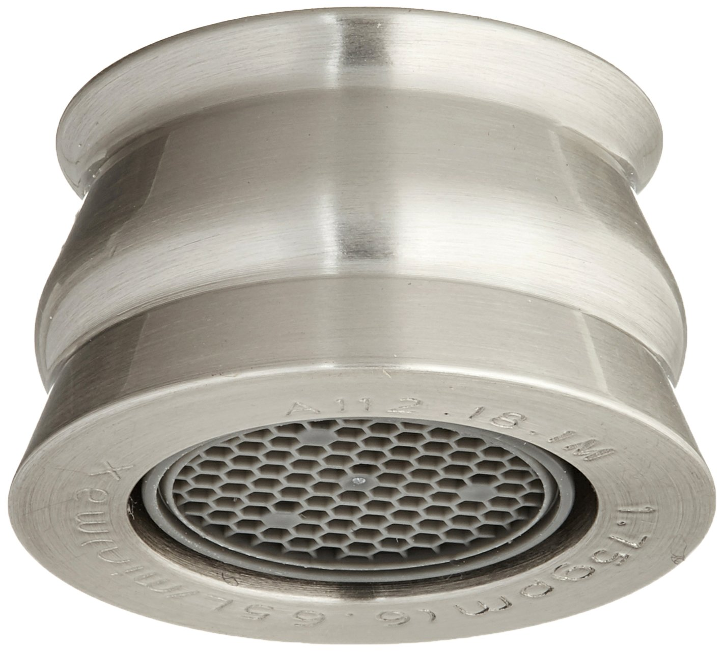 Danze DA500186NBN Standard Female Faucet Aerator Kit, 1.75 GPM, Brushed Nickel