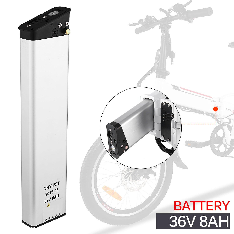 Amazon.com: Bicicleta de montaña eléctrica 2019 con rueda de ...